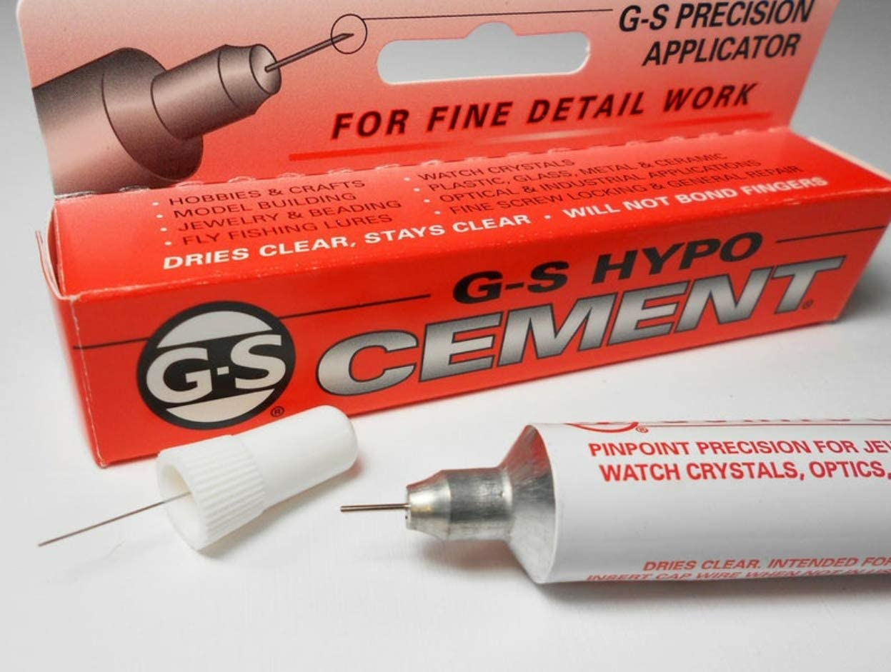 Jeweltool GS Hypo Cemento Twin Pack