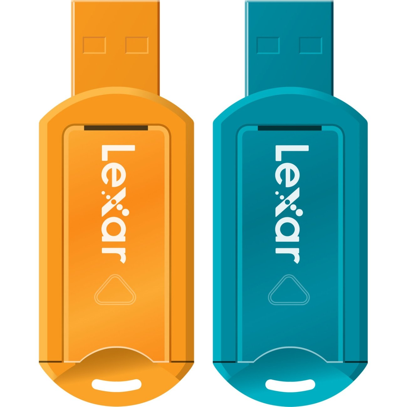 JumpDrive V20 4-Pack 8GB Electronic Computer by Lexar