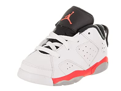 site réputé 218a6 f5dcc Nike Jordan 6 Retro Low BT, Baskets Basses Mixte bébé ...