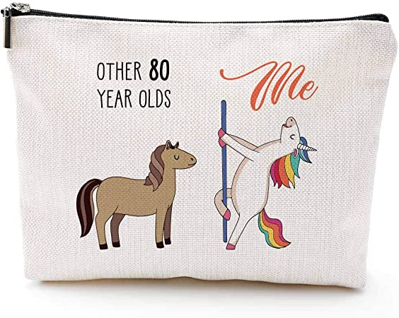 80th Birthday Gifts for Women - 180 Years Old Birthday Gifts