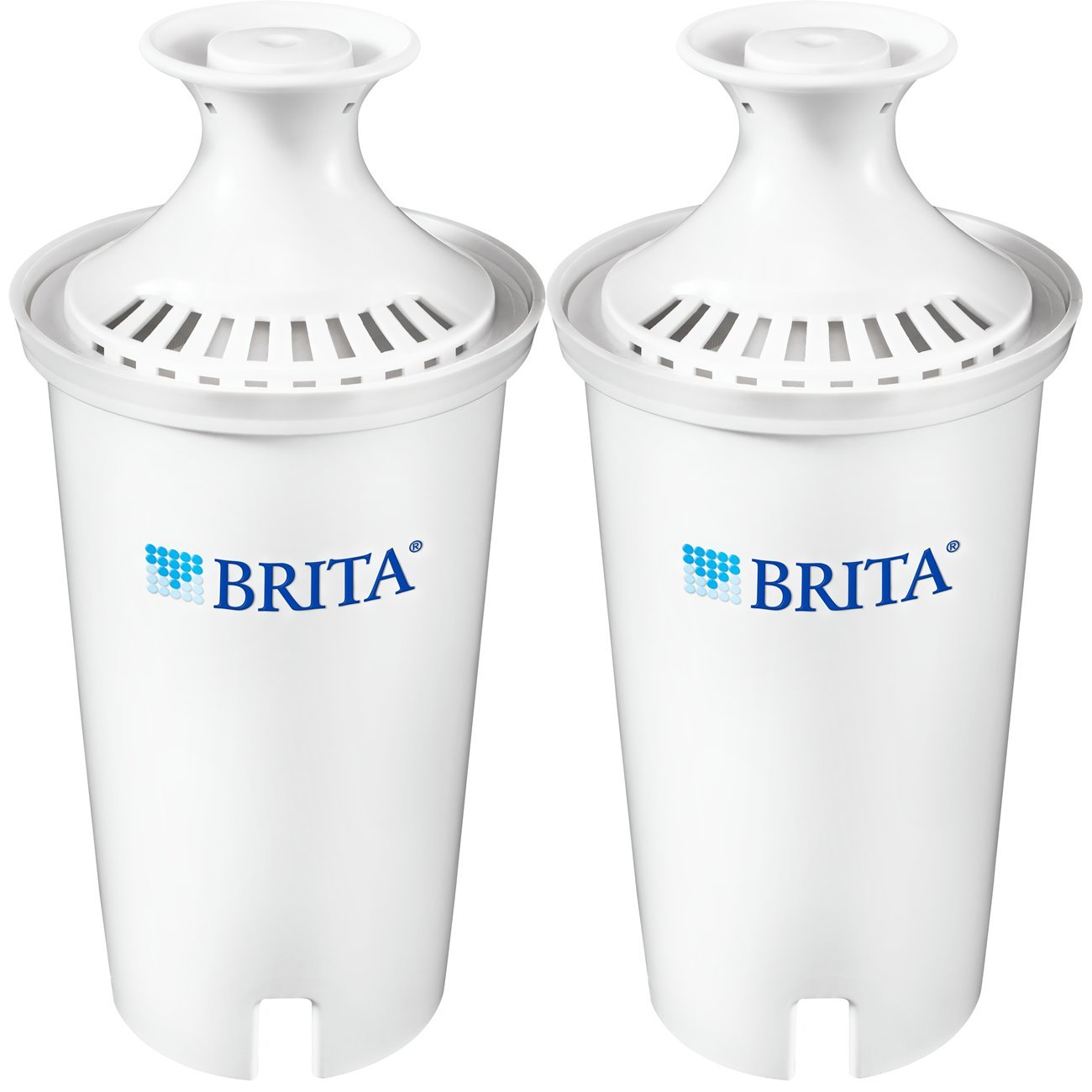 Brita Water Pitcher Filter Replacements 2 Count