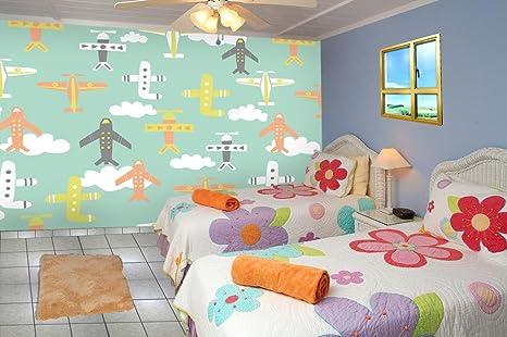 Murales Cameretta Bambini : Stanze bambini murales camerette bambini dei sogni sogni sd art