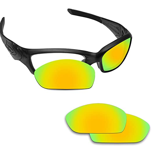 7b8c0005cf2 Fiskr Anti-saltwater Replacement Lenses for Oakley Straight Jacket 2007  Sunglasses - Various Colors