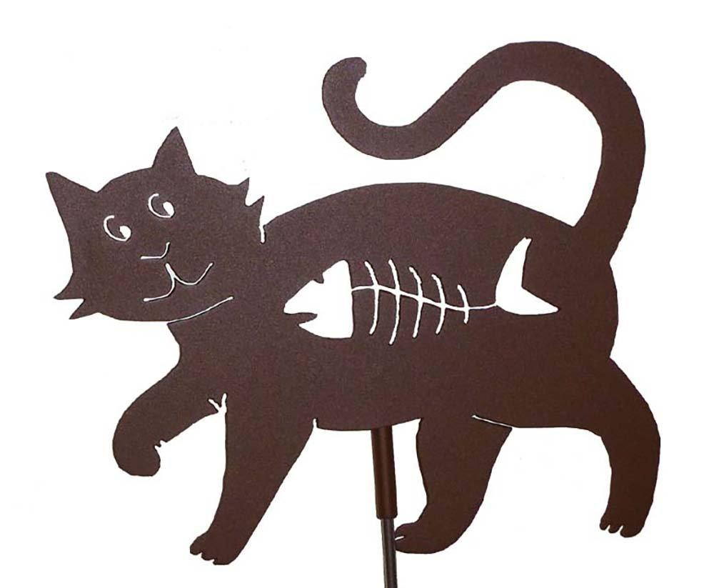 Amazon.com: Haute Acero Hungry Cat Jardín Juego: Jardín y ...