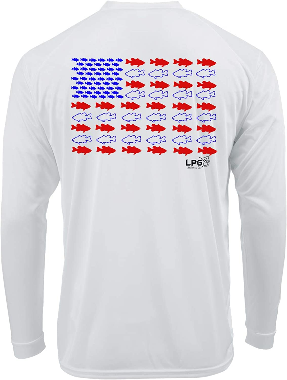 Mark Ray Bigeye Tuna Performance Dri-Fit Shirt UPF 50 T-Shirt Details about  /LPG Apparel Co