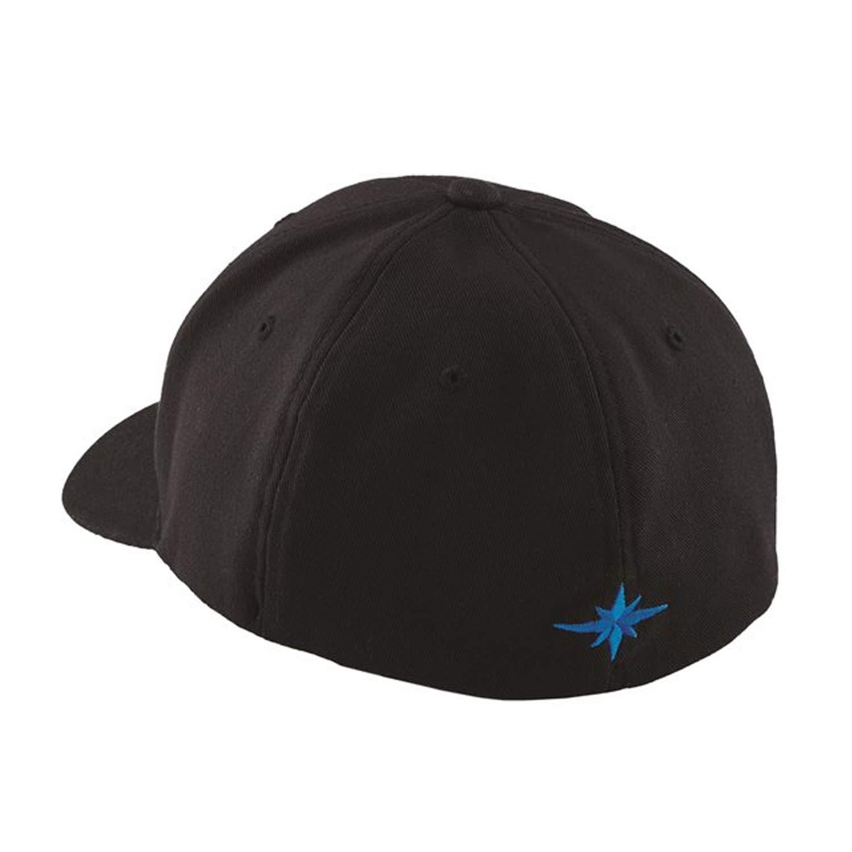 L//XL Polaris New OEM Men/'s Black /& Blue  RZR Logo Baseball Hat Cap 2867968