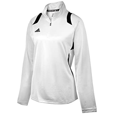 Adidas Womens Climalite Game Day 1/4 Zip Jacket