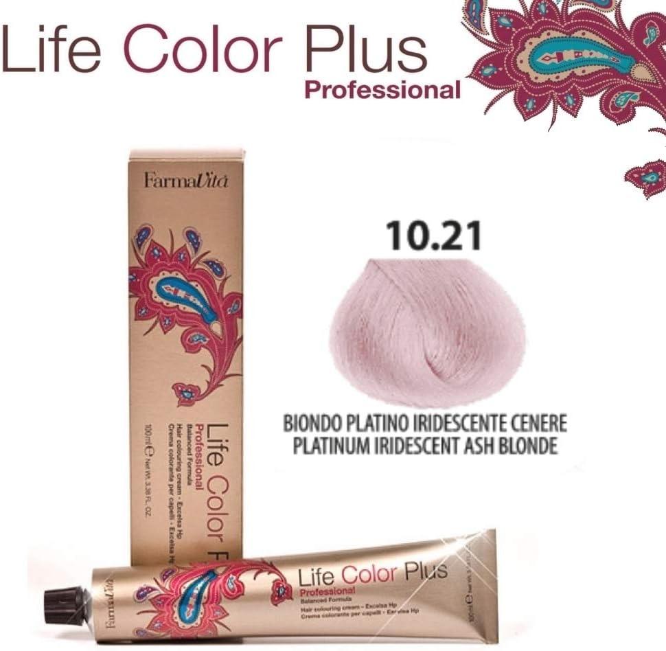 Farmavita Life Color Plus Tinte Capilar 10.21-90 ml