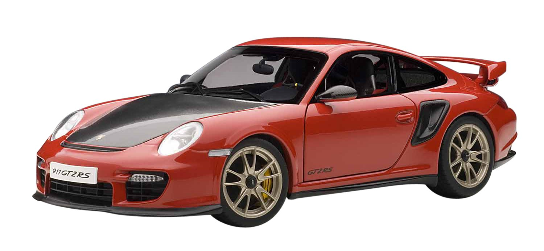 AUTOart 1/18 ポルシェ 911 (997) GT2 RS (レッド) 完成品 B00GX4YDJ6