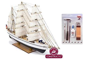 Outletdelocio Constructo 80570. Maqueta de Barco en Madera ...