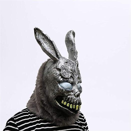 7°MR Mascara Purga Disfraz Máscara de Conejo The Bunny Costume ...