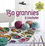 150 grannies à crocheter