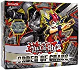 Yu-Gi-Oh! Order of Chaos Booster Box 24 Packs