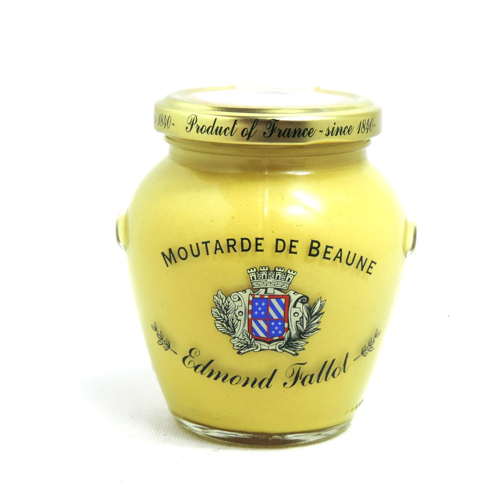 Edmond Fallot - Moutarde De Beaune - 310g (Case of 12)