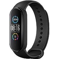 PXFD Smartwatch, voor dames, heren, kinderen, waterdicht, met hartslagmeter, smartwatch, sporthorloge, hardlopen…