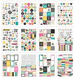 Carpe Diem by Simple Stories A5 Sticker Tablet