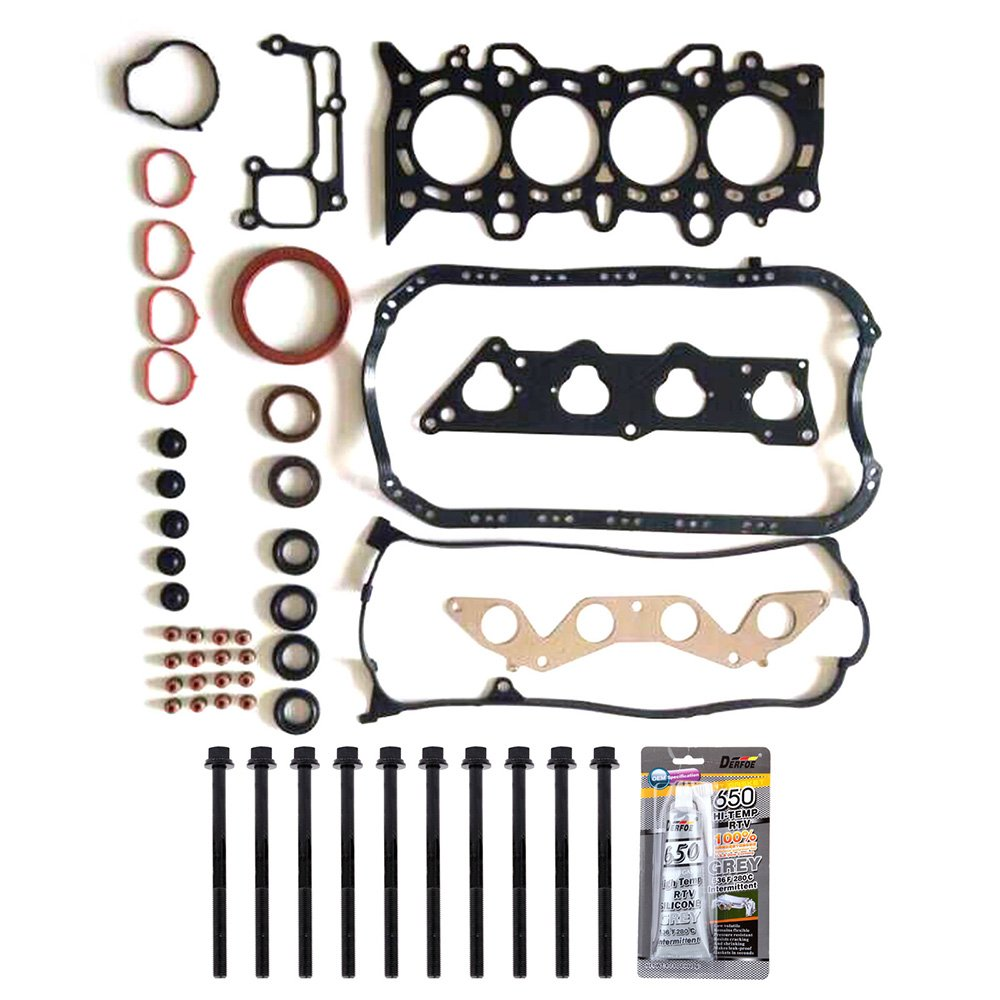 ECCPP Compatible fit for Cylinder Head Gasket Set for 2001-2005 1.7L Honda Civic EX Civic HX D17A2 D17A6 Automotive Replacement Engine Head Gaskets Kit