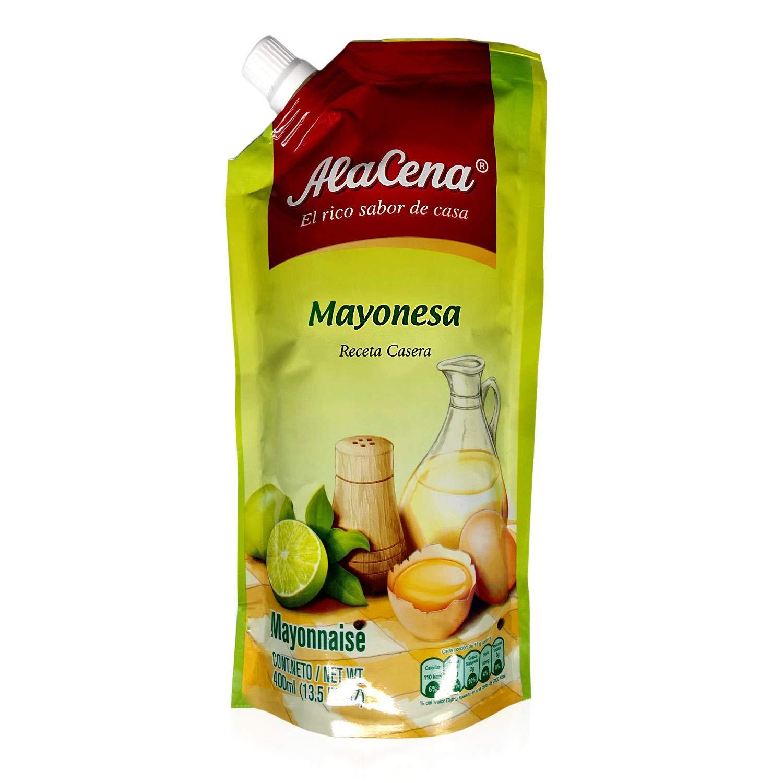 ALACENA Mayonesa (Receta Casera) Doy Pack 500 ml.: Amazon ...