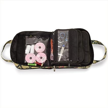 Roo Beauty Ltd - Estuche para Accesorios de Costura, Organizador de Costura y Manualidades con impresión de París: Amazon.es: Hogar