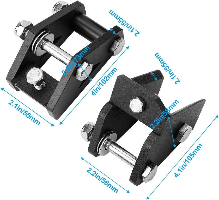 UTV lift Kit Compatible with Polaris Ranger XP Crew 570 Full Size Ranger 900 Ranger 1000 Old Body Style 3 Lift Kit