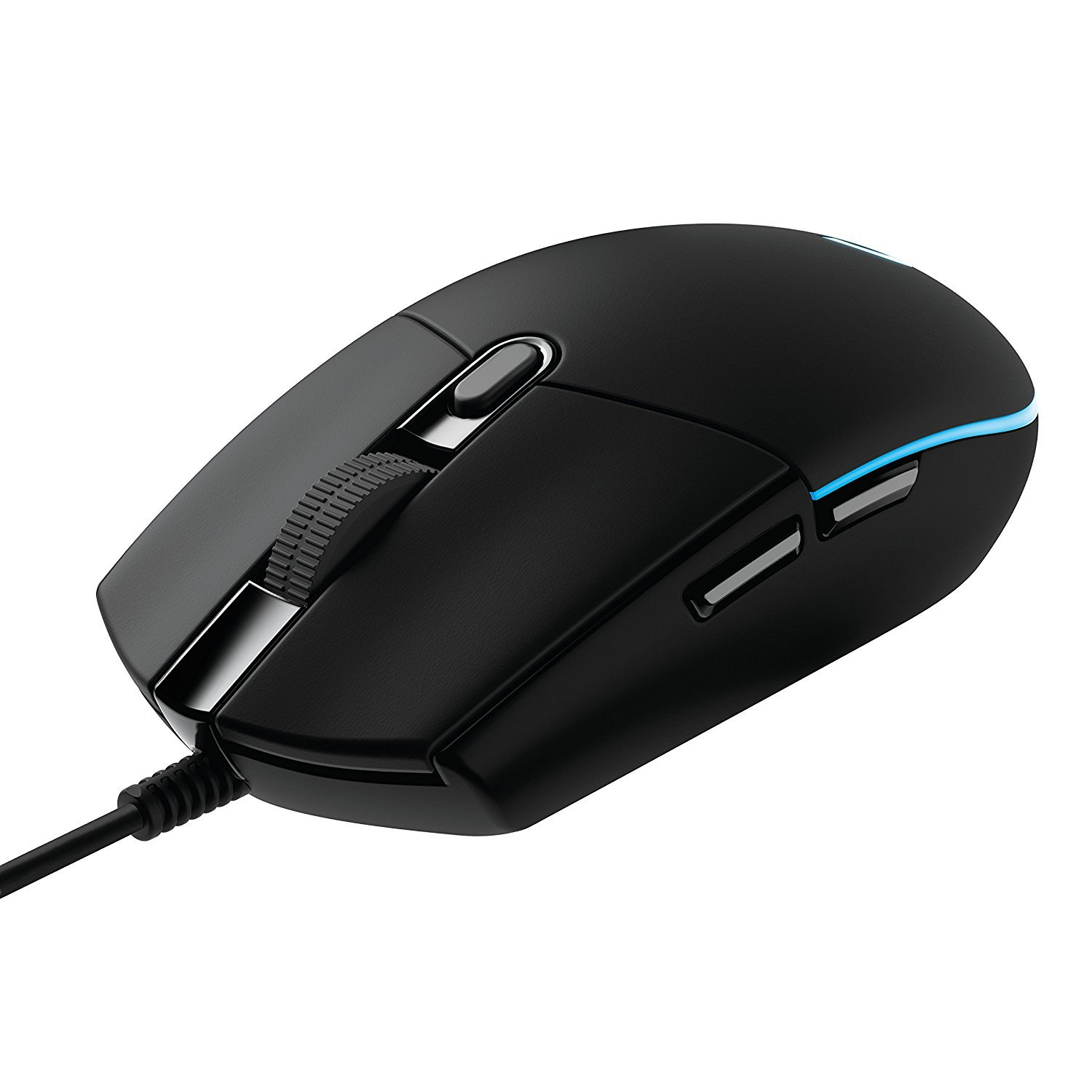 G203 Prodigy RGB Wired Gaming Mouse Renewed Black