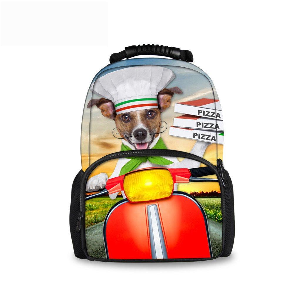 CHAQLIN Schulrucksack pet dog-1 dog-1 dog-1 Large B0746J87K2 | Authentische Garantie  881795
