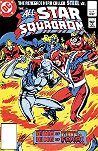 All-Star Squadron (1981-) #9