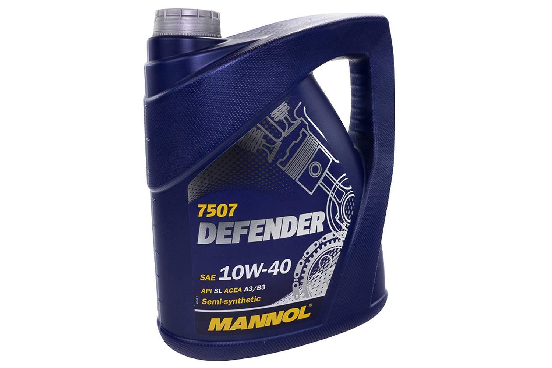 MANNOL 10256600500 Defender 10W40 SL/CF 5 L