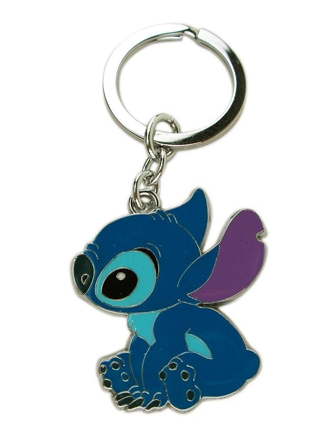 Stitch Llavero - Lilo and Stitch Key Ring: Amazon.es ...