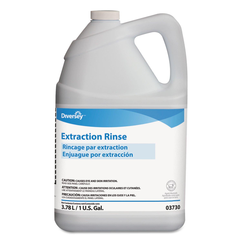 カーペット抽出Rinse、フローラル香り、1ガロンボトル、4 /カートン B075NRRW4Y