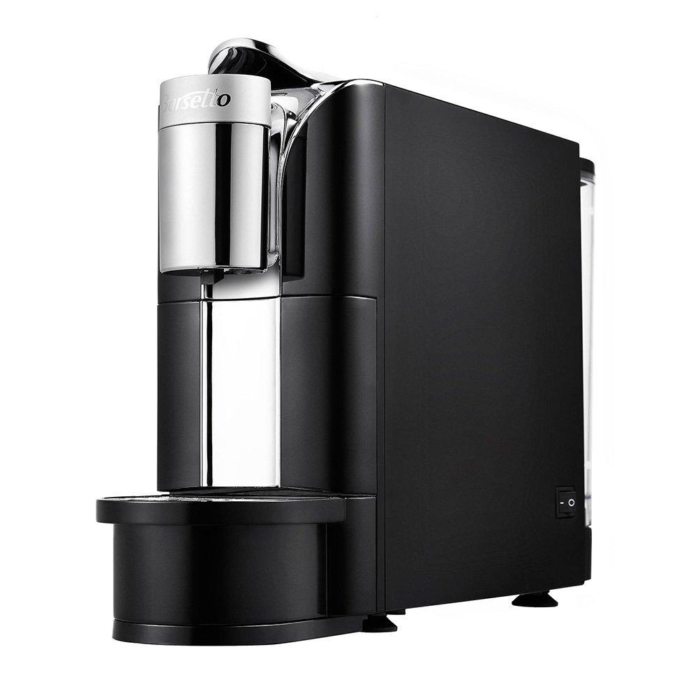Coffee Brewer Barsetto Espresso Capsule Coffee Maker One Button Single Serve Machine for Home School Office by Barsetto (Image #3)