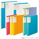 Kokuyo clear book back pocket A4 portrait Maimomora 40-5003P