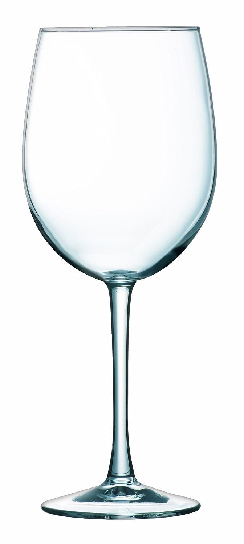 16-Ounce Set of 12 Blockhouse Arc 107767 Arc International Luminarc Cachet White Wine Glass