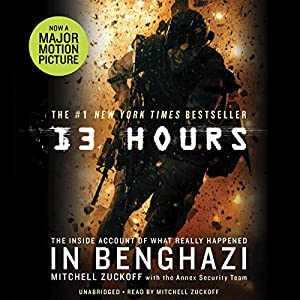 13 Hours Audiobook
