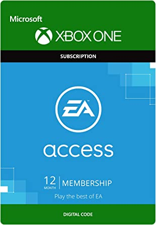 EA Access 12 Meses | Xbox One - Código de descarga: Amazon.es ...
