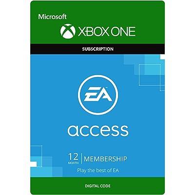 EA Access 12 Meses | Xbox One - Código de descarga