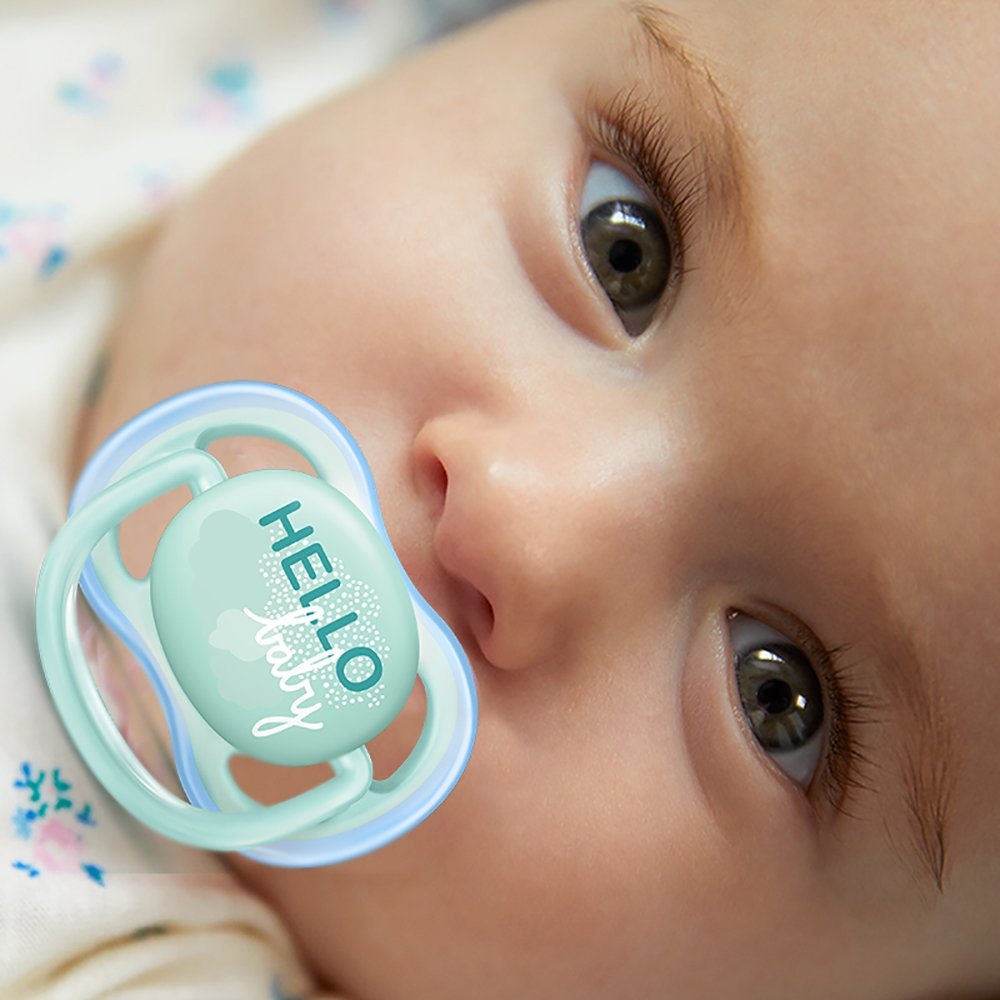 Philips AVENT SCF342/20 - Chupete (Ultra soft pacifier ...