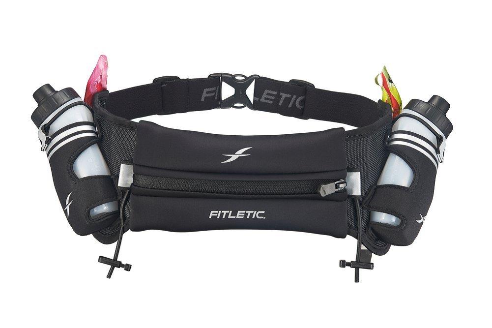 Fitletic Hydration Belt S M Black