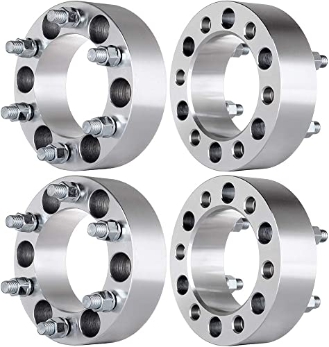 Titan Wheel Accessories Hub-centric Spacers