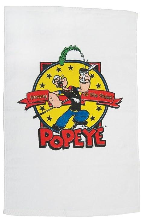 "Deante terciopelo toalla para golf/Golf paño ""Popeye la Marineros | 100%"