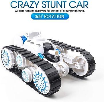 Amazon.com: Trigle - Mando a distancia para coche con ruedas ...