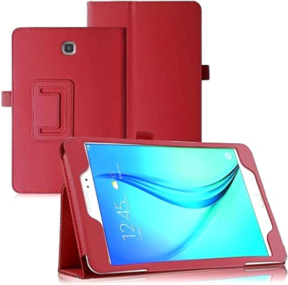 Cover Samsung Galaxy Tab 3 7.0 Tablet Case,Galaxy Tab3 7 inch Case,Beebiz PU Leather Protective Case for Samsung Galaxy Tab 3 7.0 SM-T217S Case(Pink)