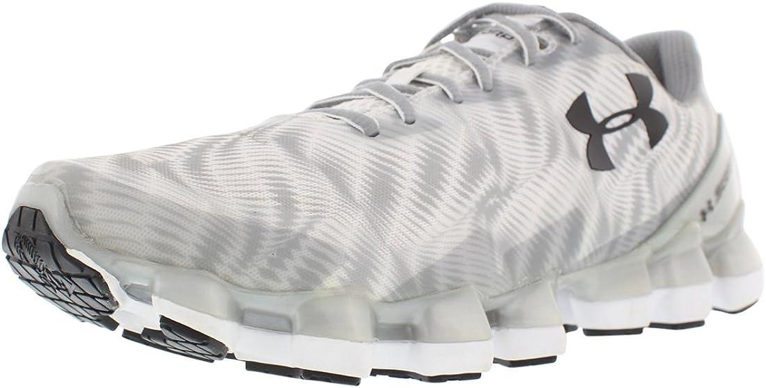 Under Armour Men S Ua Scorpio 2 Running Shoes 14 White Amazon Co Uk Shoes Bags
