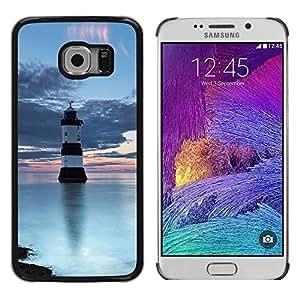 iKiki Tech / Estuche rígido - Nature Beautiful Forrest Green 99 - Samsung Galaxy S6 EDGE SM-G925