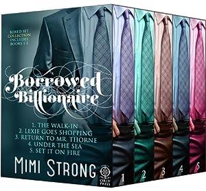 Borrowed Billionaire: Complete Collection