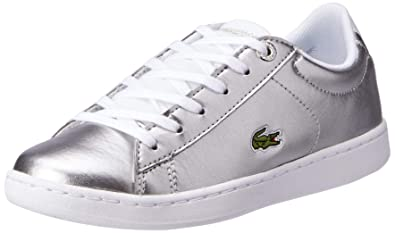 7ed807dd77 Lacoste Carnaby Evo 318 2 SPJ, Baskets Fille: Amazon.fr: Chaussures ...