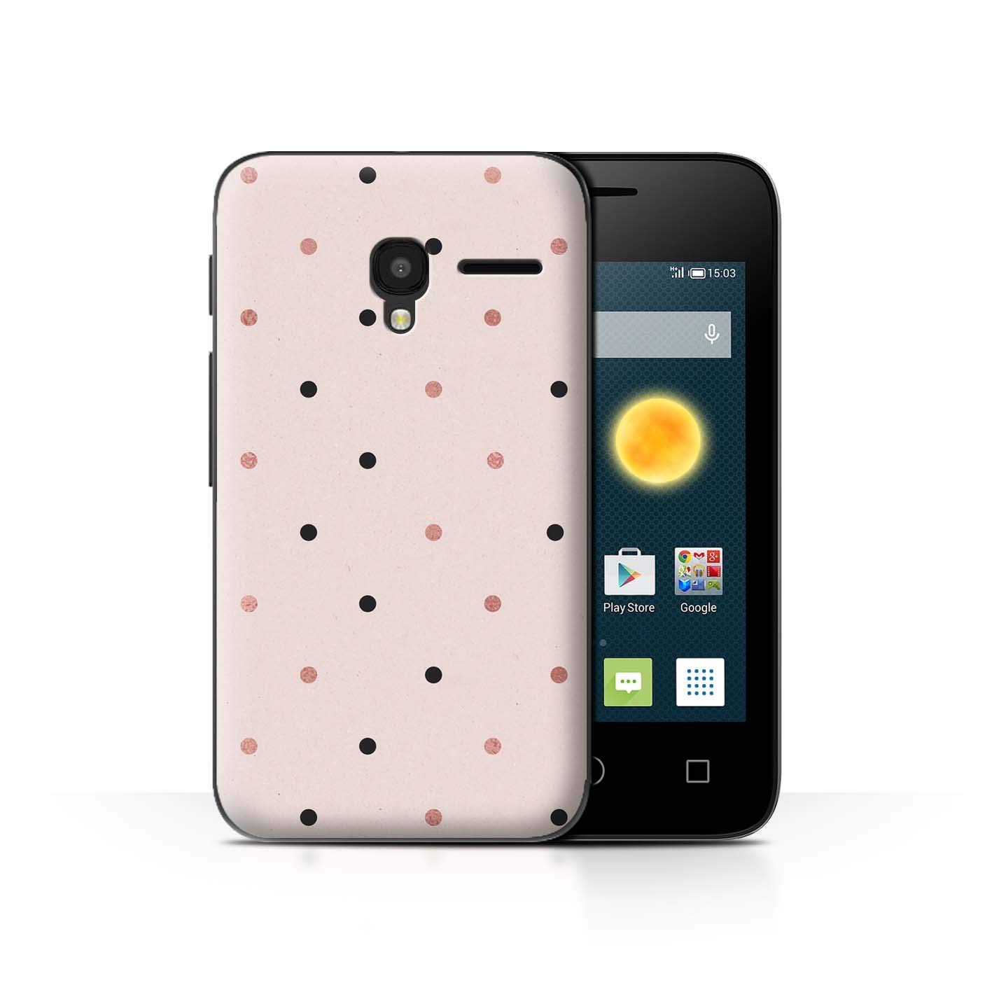 premium selection 23f91 1bd9a Amazon.com: eSwish Phone Case/Cover for Alcatel OneTouch Pixi 3 3.5 ...