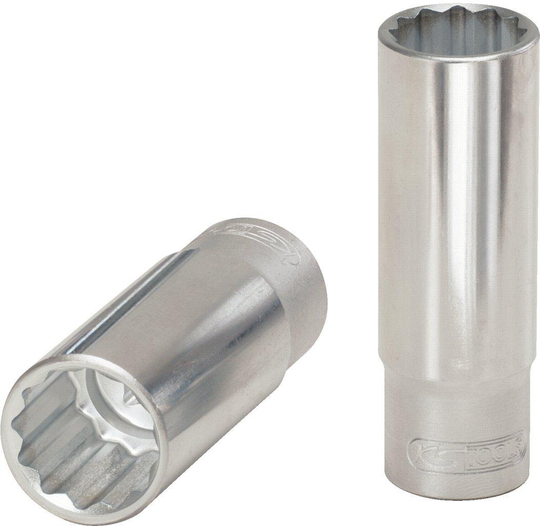 12 mm KS TOOLS 922.1271 Douille longue 12 pans ULTIMATE1//2