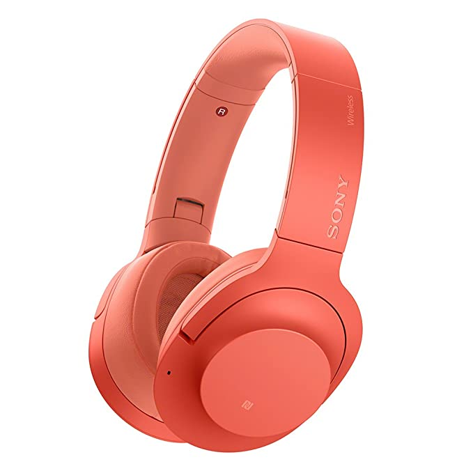 h.ear on 2 Wireless NC WH-H900N Twilight Red