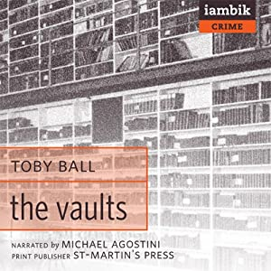 The Vaults Audiobook